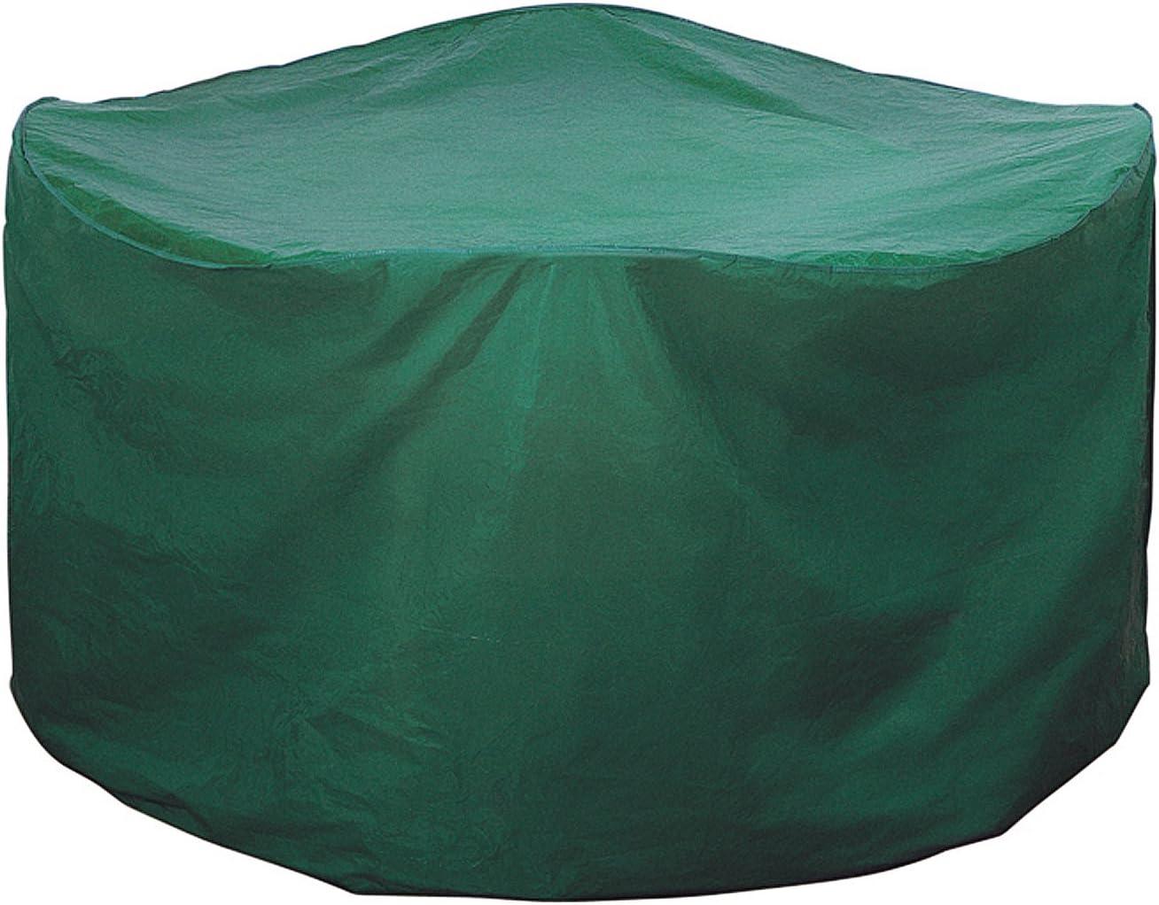 Rayen 6832.10 - Funda de Polietileno para Mesa de jardín, 160 x 100 centímetros, Color Verde