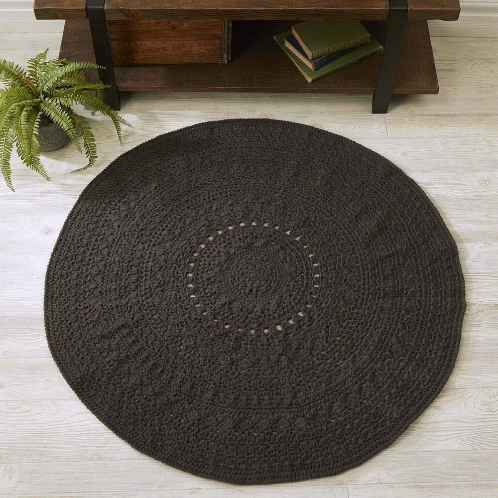Herrschners® Foliage Rug Crochet Yarn Kit