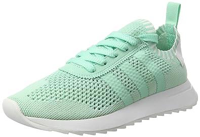 4f405a20d7ea adidas Women s Flashback Primeknit Trainers