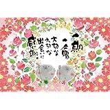 1000ピース ジグソーパズル 御木幽石 大切な出会いに感謝(49x72cm)