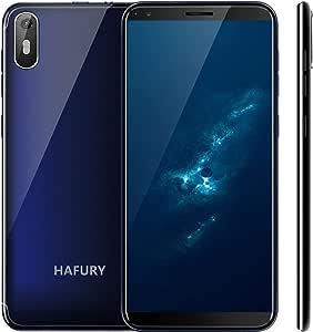 "Hafury A7 - Smartphone de 5.5 "" (18:9) Pantalla táctil Android 9.0 ..."
