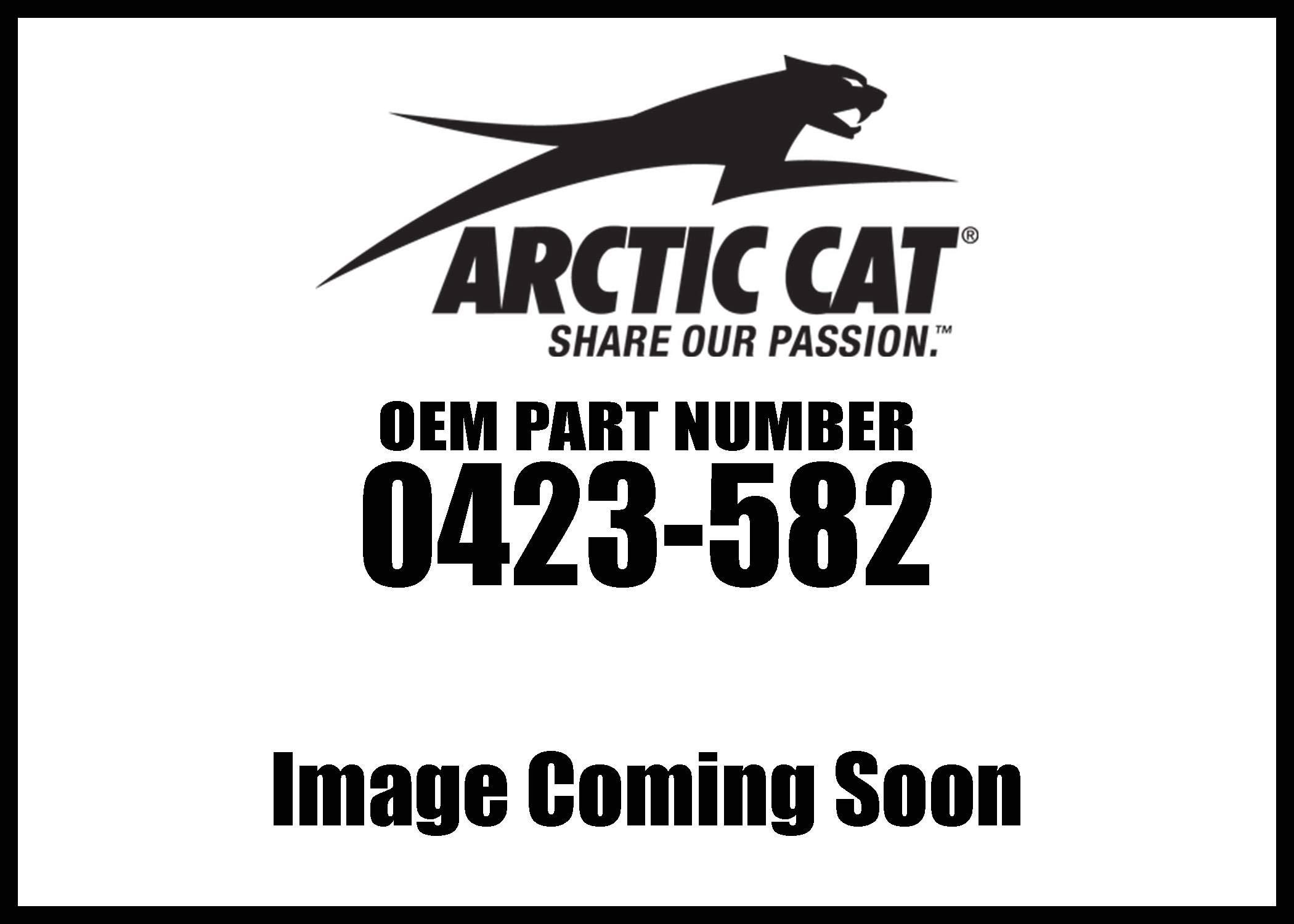 Arctic Cat Hitch Pin Clip Zp3/32'' Od X 1 5/8''Plow 0423-582 New Oem