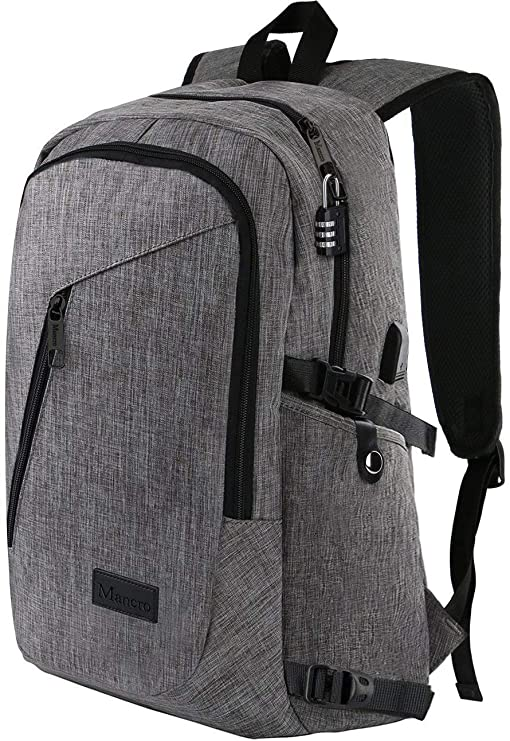 Review Laptop Backpack, Travel Computer