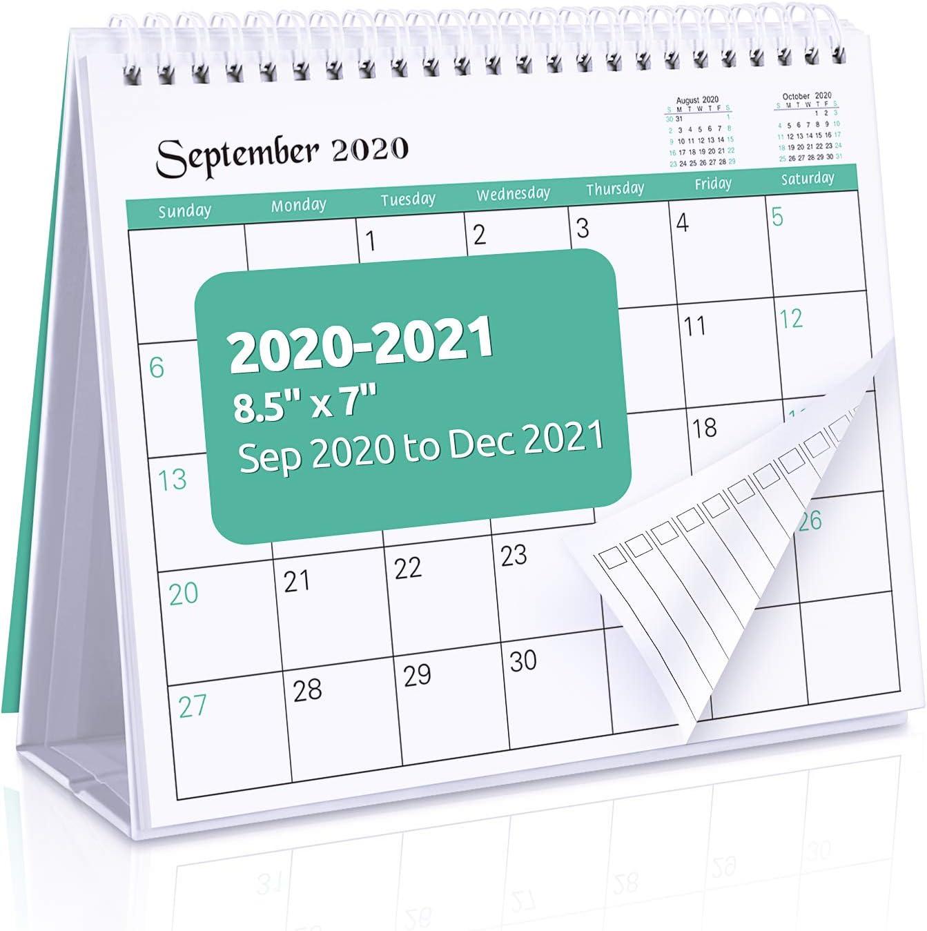 SKYDUE Desktop Calendar 7