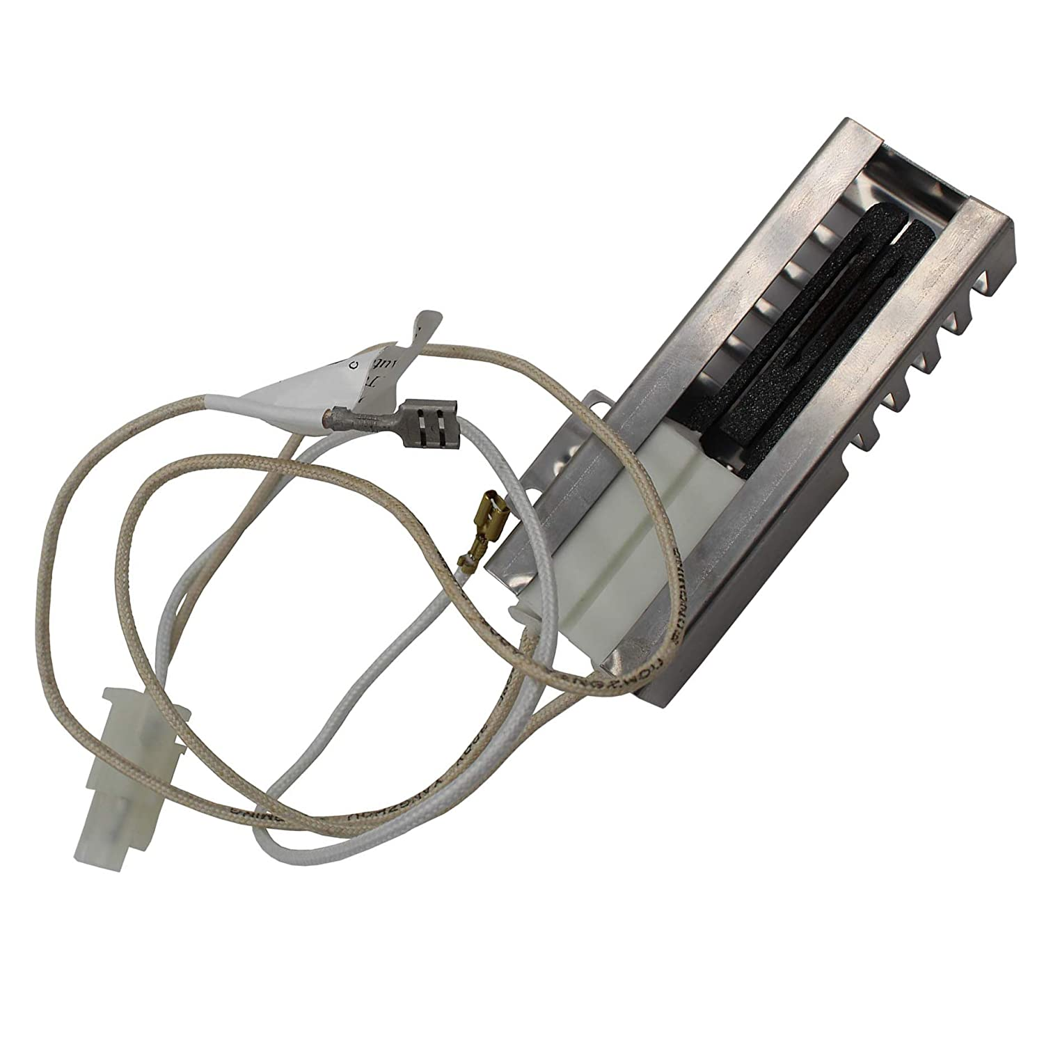 Supplying Demand 316489402 316489408 Oven Range Igniter Assembly Flat Igniter Direct Fit Connections