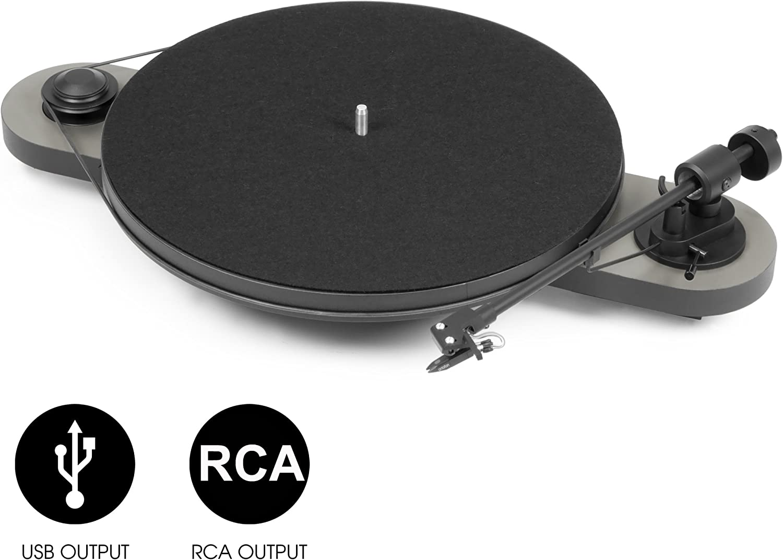 Pro-Ject Giardis Elemental - Tocadiscos para Equipo de Audio con ...