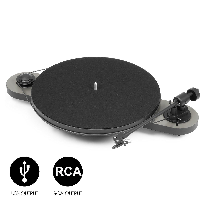Pro-Ject Giardis Elemental - Tocadiscos para Equipo de Audio ...