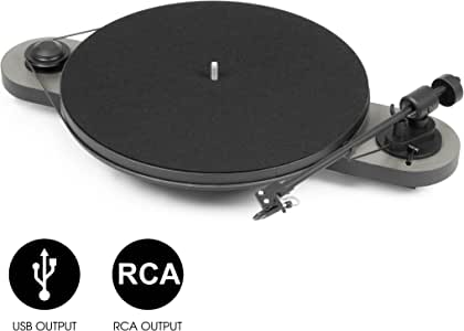 Pro-Ject Giardis Elemental - Tocadiscos para Equipo de Audio con USB