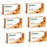 Himalaya Herbals Almond and Rose Soap, 125g (Pack of 6)