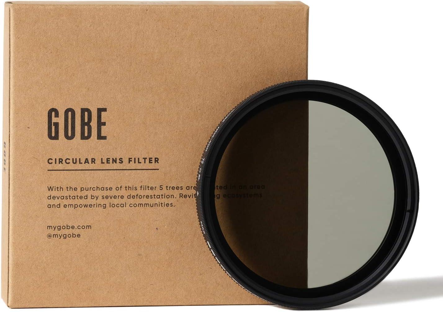 1Peak Gobe NDX 37mm Variable ND Lens Filter