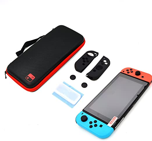 Nintendo Switch Starter Kit - All in One Accesorios Kit para ...
