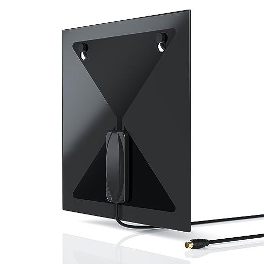 26 opinioni per Aplic- Antenna digitale DVB-T / T2 | Antenna per interni con connettore IEC