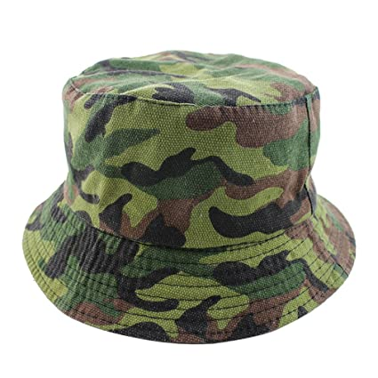 MSMIRROR Tactical Camouflage Boonie Hats Militares Army Mens Military Summer  Bucket Hat JG 77d24ab0755