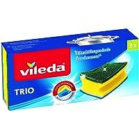 Vileda - Estropajo Salvauñas 2 + 1, 3