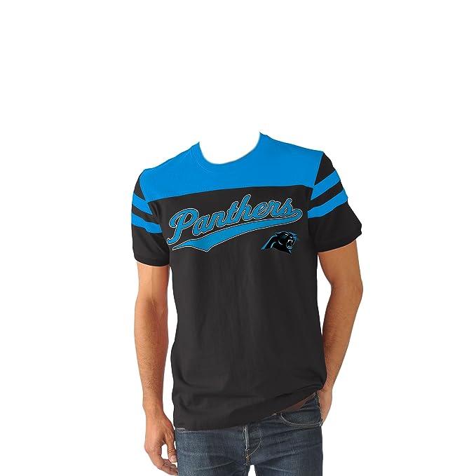 the latest dac0f ff2de Amazon.com : Carolina Panthers Men's Throwback Jersey Style ...