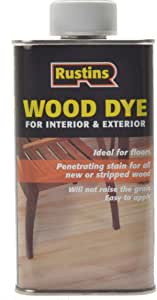 Rustins 5015332650149 madera), color roble oscuro