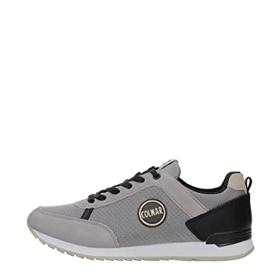 Colmar Sneakers Homme WHITE GRAY GYBvdAn - investment.sos-english.fr ac586478ee89c