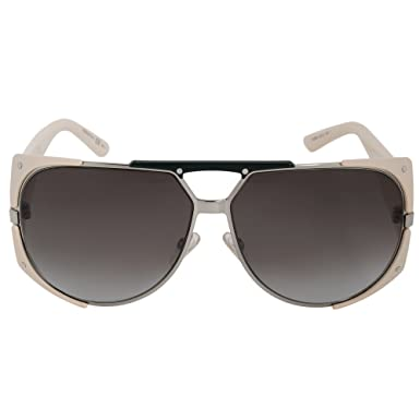 23fb7236f2 Image Unavailable. Image not available for. Color  Sunglasses Christian Dior  ENIGMATIC Beige Square