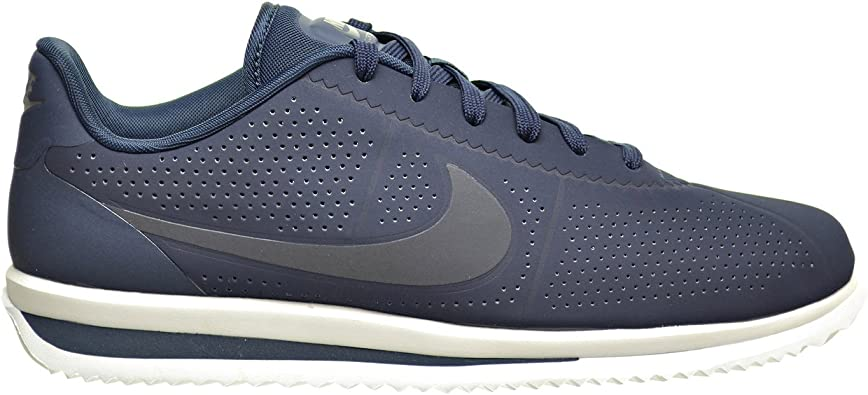 cache Asistencia enchufe  Amazon.com | Nike Cortez Ultra Moire Men's Shoes Obsidian/Obsidian/White  845013-401 | Fashion Sneakers