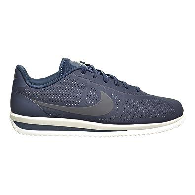 26171627a63247 Nike Cortez Ultra Moire Men s Shoes Obsidian Obsidian White 845013-401 (8
