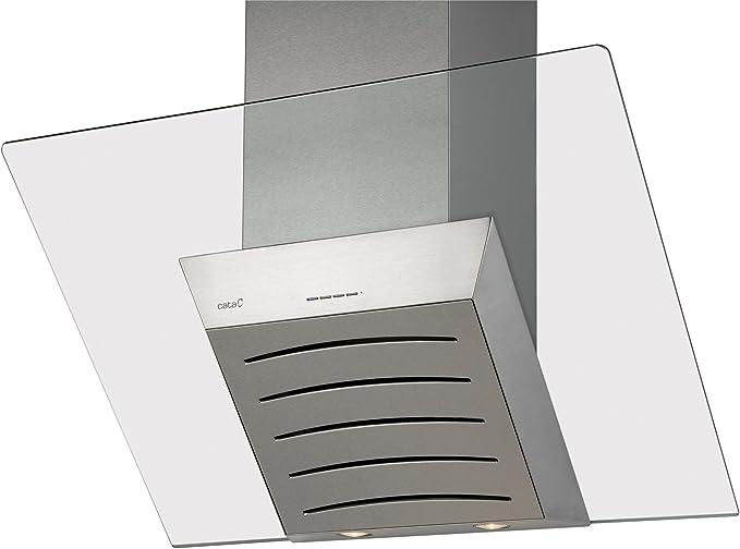 CATA Venere VL3 820 m³/h Acero inoxidable - Campana (820 m³/h, Canalizado, 49 dB, 56 dB, 65 dB, Acero inoxidable): Amazon.es: Hogar