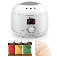 Deals on Tdbest Wax Warmer Hair Removal Waxing Kit