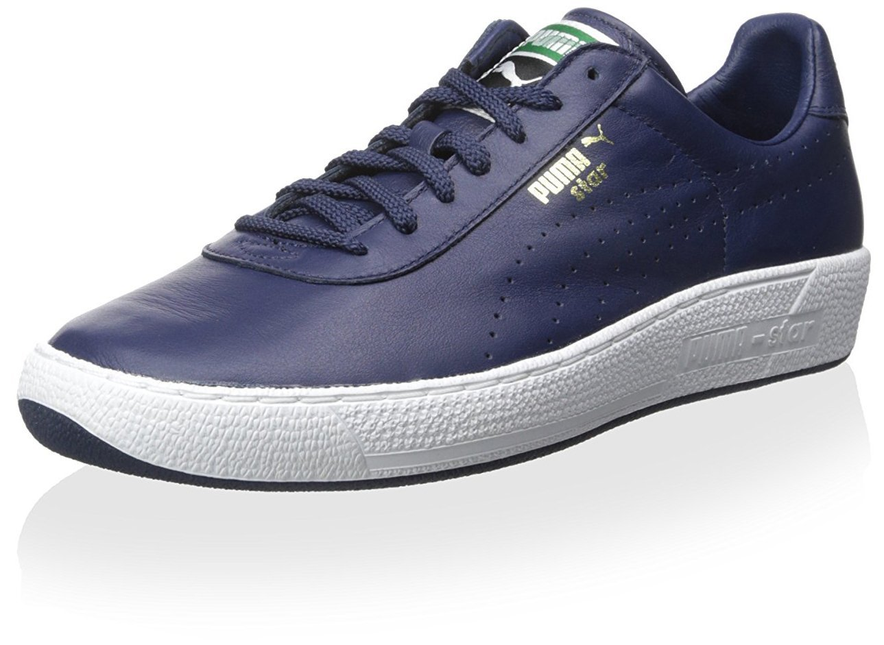 929e363a150f Puma - - Herren-Stern-Schuhe 42 EU Peacoat White - associate-degree.de