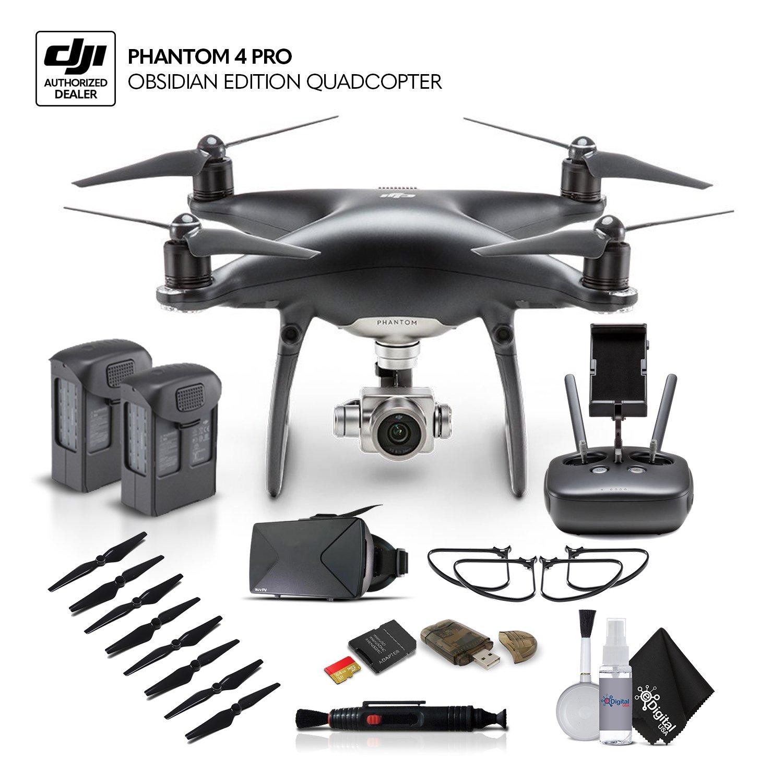 DJI Phantom 4 Pro+ Obsidian (CP.PT.00000023.01) - Juego de ...
