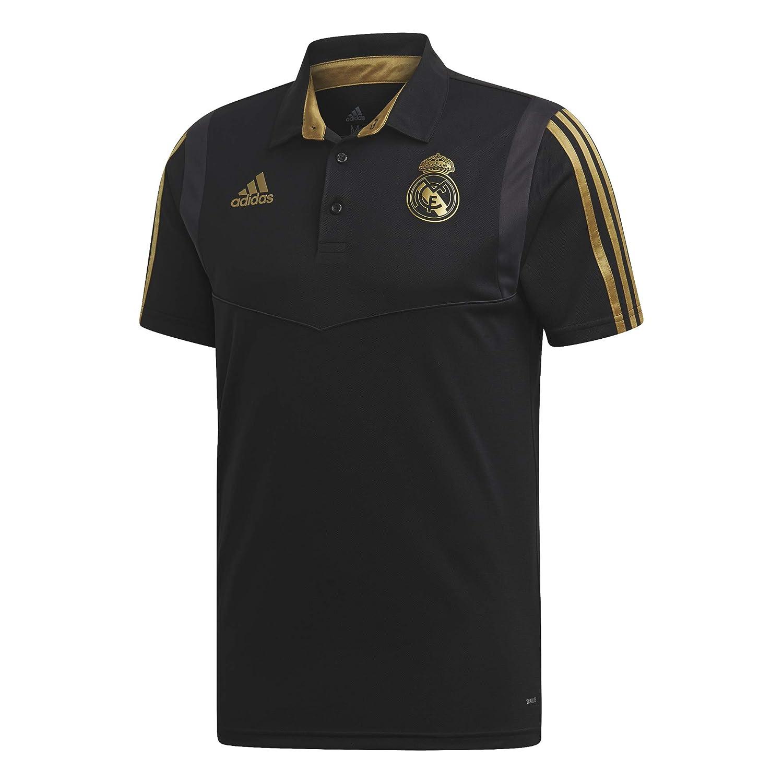 adidas Real Madrid - Camiseta Polo Unisex Adulto: Amazon.es ...