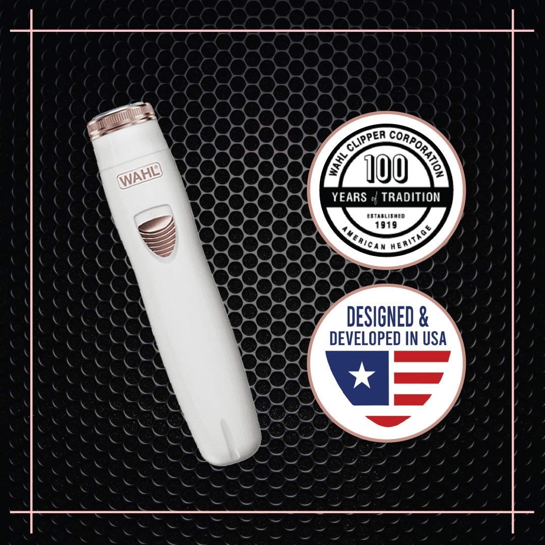 Clean and Smooth Grooming Trimmer for Women