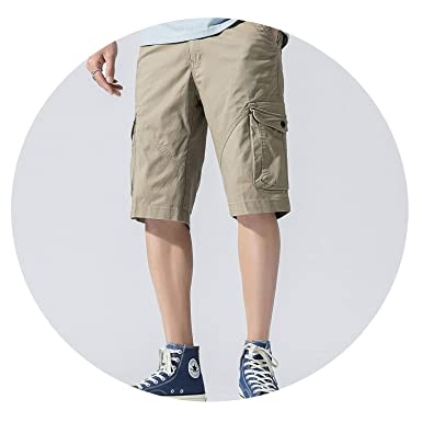 No Buy No Bye 2019 Summer Men's Military Cotton Cargo Shorts
