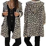 MEIbax Abrigos de Mujer Invierno Cubierta Atractiva de la Sudadera con Capucha de la Manera…