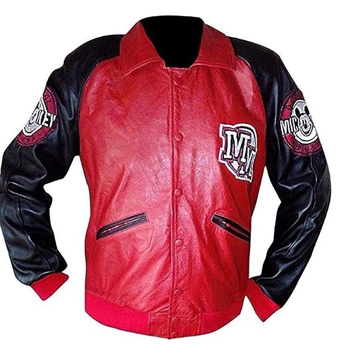 Amazon.com: Michael Jackson Mickey Mouse Club Varsity ...