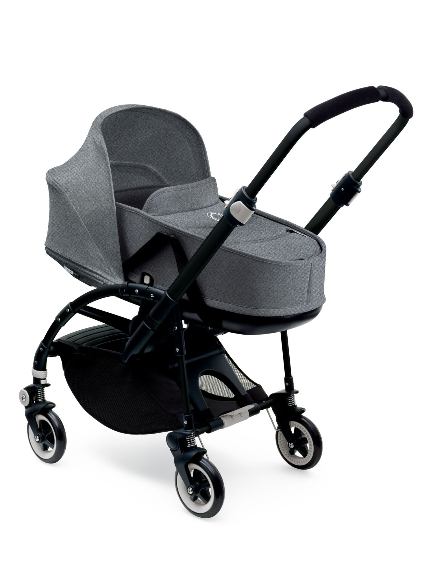 Bugaboo Bee3 Bassinet Tailored Fabric, Grey Melange by Bugaboo (Image #4)