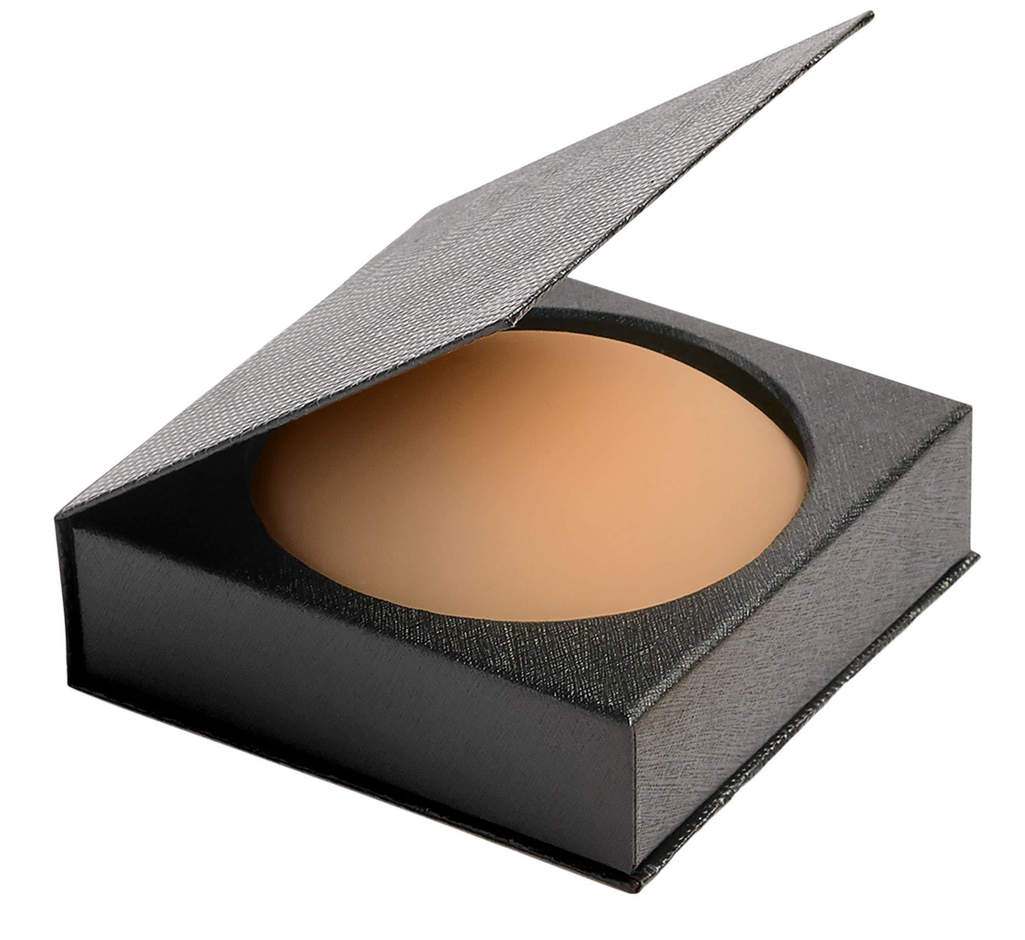 Skin ULTIMATE ADHESIVE NippleCovers Pasties & Travel Case - Caramel