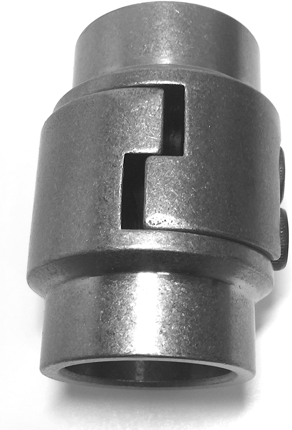 """1-1//2/"""" Weld In Tube Connectors Adapter Roll Cage Bungs .095 /& .120 Wall 12 Pack"""