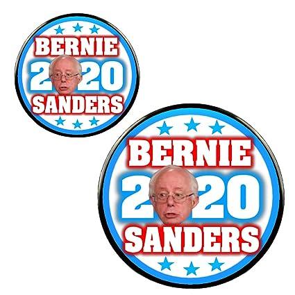 amazon com bernie sanders stars 2020 president 3 magnet 2 25