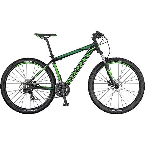 Scott Bicicletta Aspect 760 Colore Nero Verde Verde Amazon