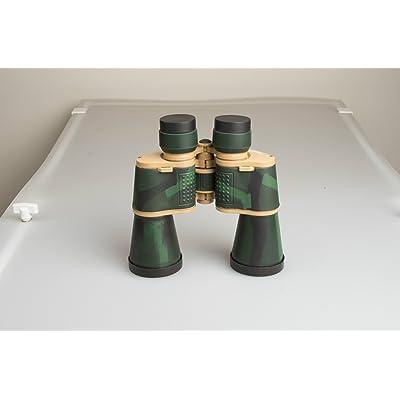 BBSLT-7 * 50 vert armée camo standard HD non infrarouge nuit vision des télescopes à fort grossissement, lunettes jumelles de grande puissance