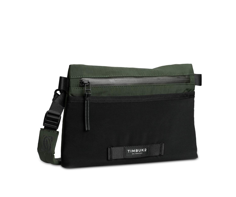 Timbuk2 Sacoche Crossbody Bag, Army, Small by Timbuk2