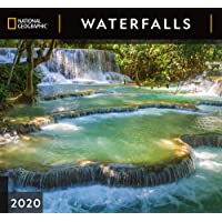 National Geographic Waterfalls 2020 Wall Calendar