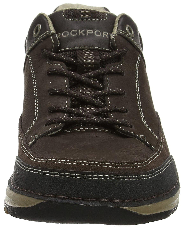 Rockport Herren Rockstyle Purposeorts Lite Five (Dark Lace Up Derbys Braun (Dark Five Braun) cce3f3