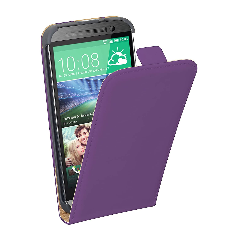 Pedea Carcasa para HTC One M8 Mini Blanco: Amazon.es ...