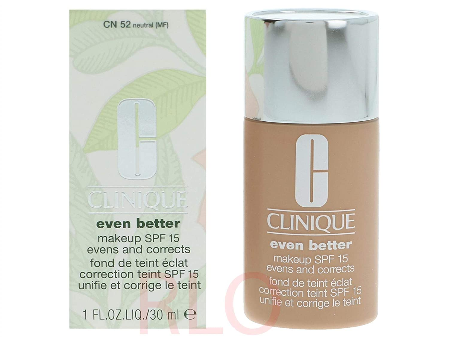 Clinique Even Better Makeup SPF 15 (CN 52 Neutral MF) 30 ml 9978