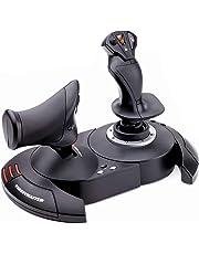 Thrustmaster T.FLIGHT HOTAS X - Joystick - PS3 / PC - Mando de potencia desmontable, tamaño real y con diseño ergonómico