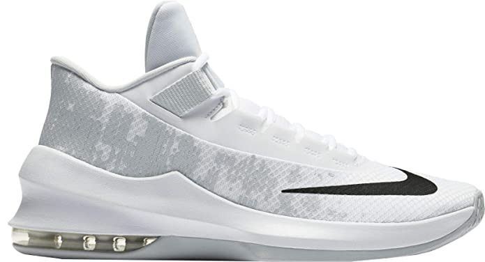 Amazon.com: Nike Mens Air Max Infuriate 2 Mid Basketball ...