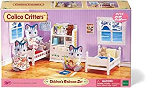 Calico Critters Deluxe Children's Bedroom Set