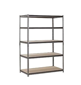 Muscle Rack 5-shelf Garage Shelving Unit