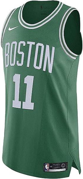 NIKE Bos M Nk Auth JSY Road - Camiseta 2ª Equipación Boston Celtics 17-18 de Baloncesto Hombre: Amazon.es: Ropa y accesorios