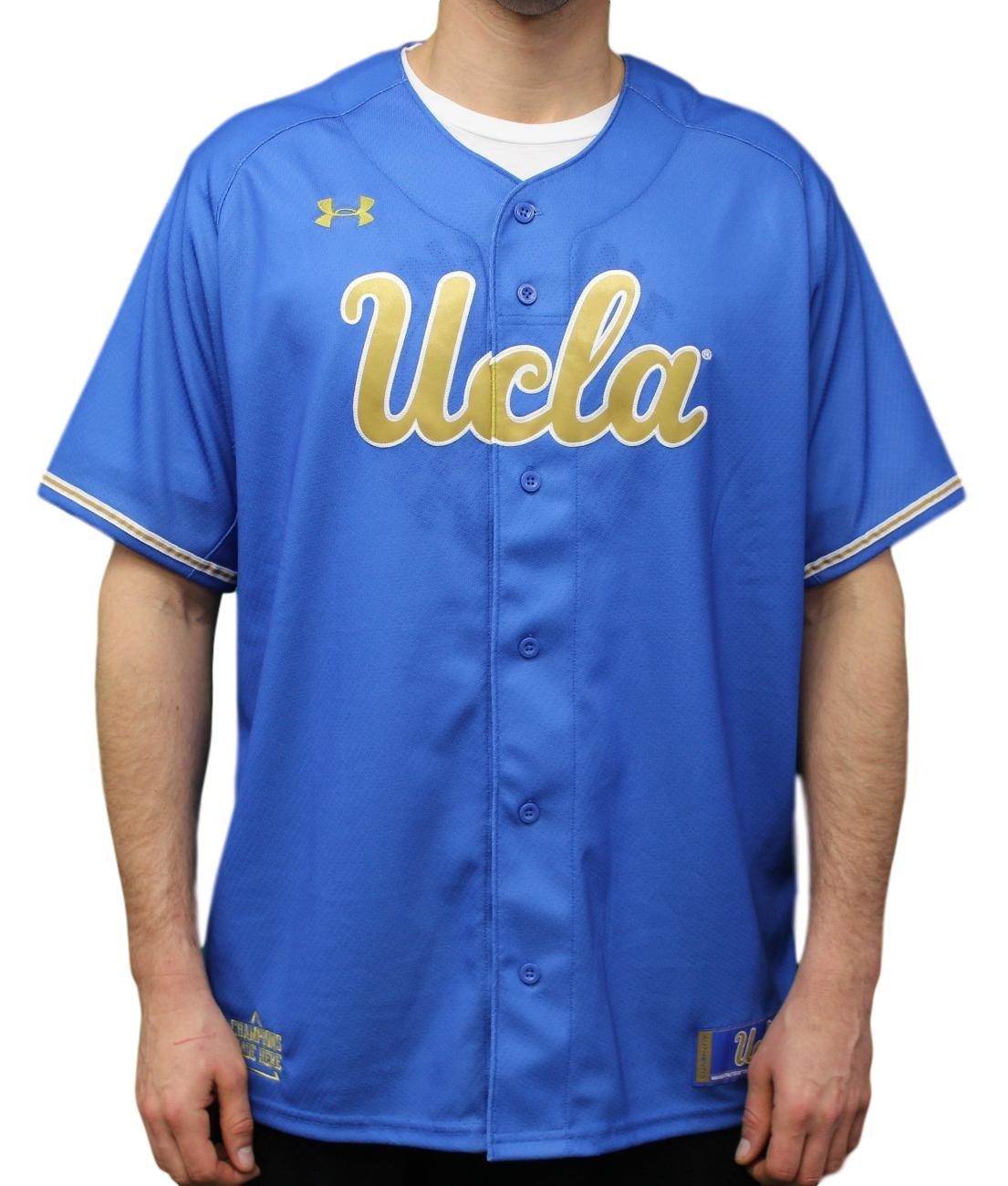 timeless design 6d777 31119 Amazon.com : Under Armour UCLA Bruins NCAA Men's Baseball ...